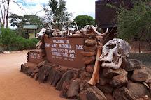 Tsavo East, Tsavo National Park East, Kenya