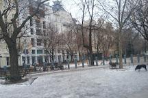 Szabadsag Square, Budapest, Hungary