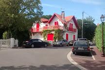 Parc Mauresque, Arcachon, France