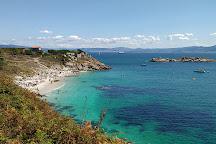 Islas Cies, Vigo, Spain