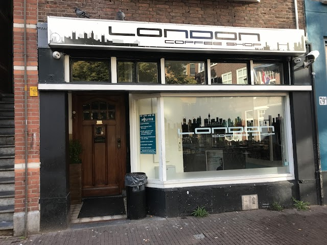 Koffieshop Londen