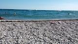 Масандрівський пляж в Ялті
