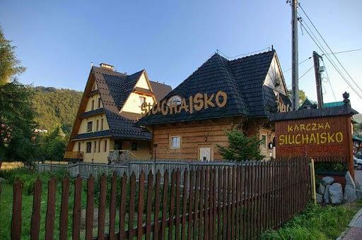 Siuchajsko Restauracja