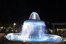 Fountain Square, Baku, Azerbaijan