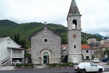 St. Roko Church, Donja Lastva, Montenegro