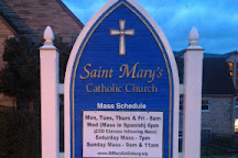 St Mary's Catholic Church, Gatlinburg, United States