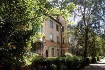 Altes Haus, Kaliningrad, Russia
