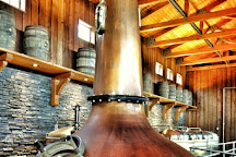 Shelter Point Distillery, Campbell River, Canada
