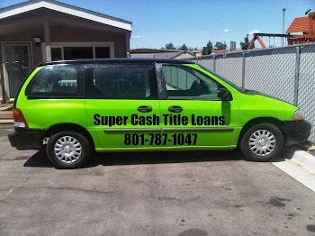 Super Cash Loan Center- TITLE LOANS Payday Loans Picture