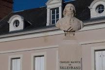 Tombeau de Talleyrand, Valencay, France