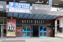 Laser Quest Bournemouth, Bournemouth, United Kingdom
