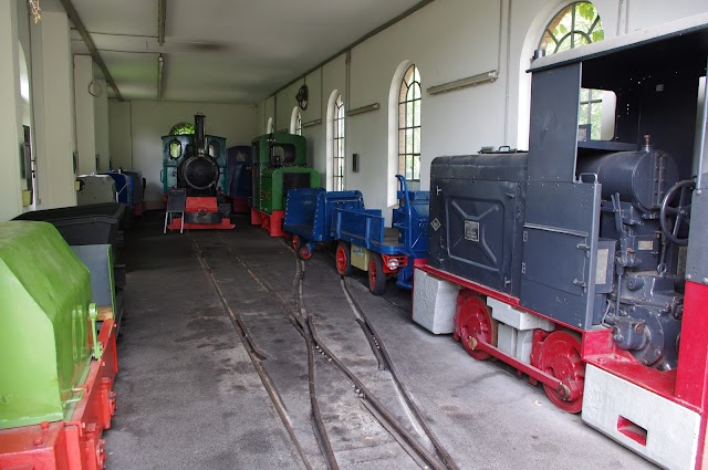 German Steam Locomotive Museum