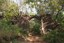 Yashwant Gad Fort, Redi, India