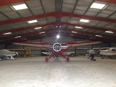 Oaksey Park Airfield