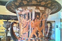 Museo Archeologico Regionale Eoliano, Lipari, Italy