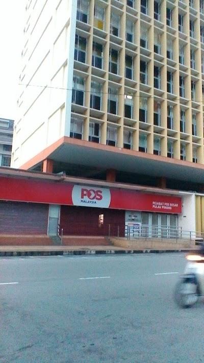 Pos Station Besar Pulau Pinang Penang Phone 60 4 261 9222