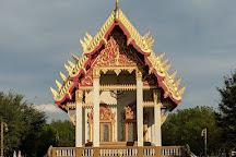 Wat Buddharatnaram, Fort Worth, United States