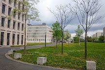 Koreanischer Garten, Frankfurt, Germany