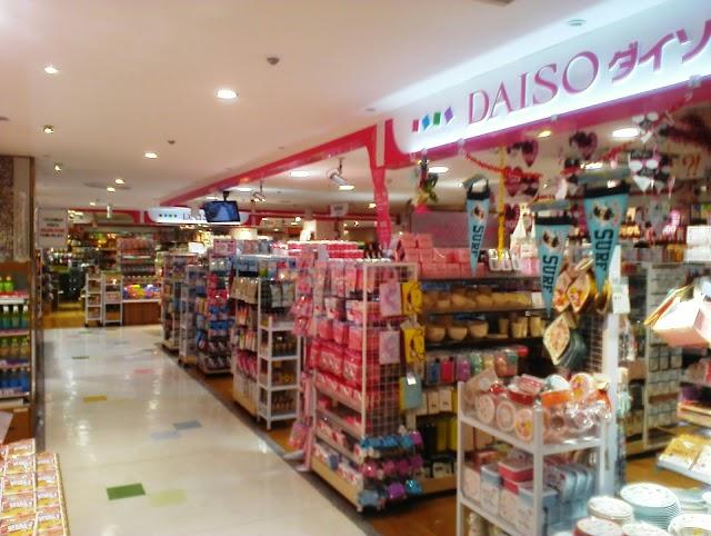 The Daiso Abab Ueno Shop