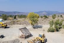 Montana Blue Jewel Mine, Helena, United States