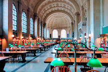 Boston Public Library, Boston, United States