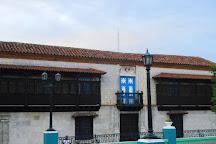 Casa de Diego Velazquez, Santiago de Cuba, Cuba