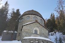 Segantini Museum, St. Moritz, Switzerland