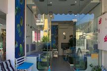 Fish Spa Blue, Nidri, Greece