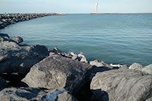 De Nieuwe Oostende Pier, Ostend, Belgium