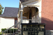 Black American West Museum, Denver, United States
