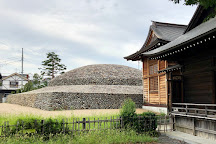 Kumano Shrine Ancient Tomb, Fuchu, Japan