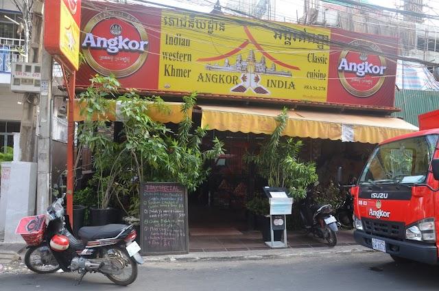 Angkor India Restaurant