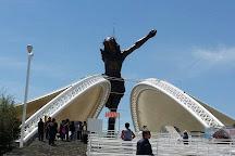 El Cristo roto, San Jose de Gracia, Mexico