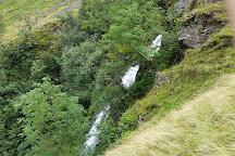 Cautley Spout Waterfall, Sedbergh, United Kingdom