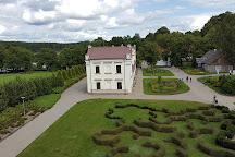 Vilnius University Botanical Garden, Vilnius, Lithuania
