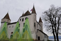 Chateau de Nyon, Nyon, Switzerland