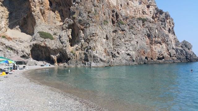 Agiofarango Beach