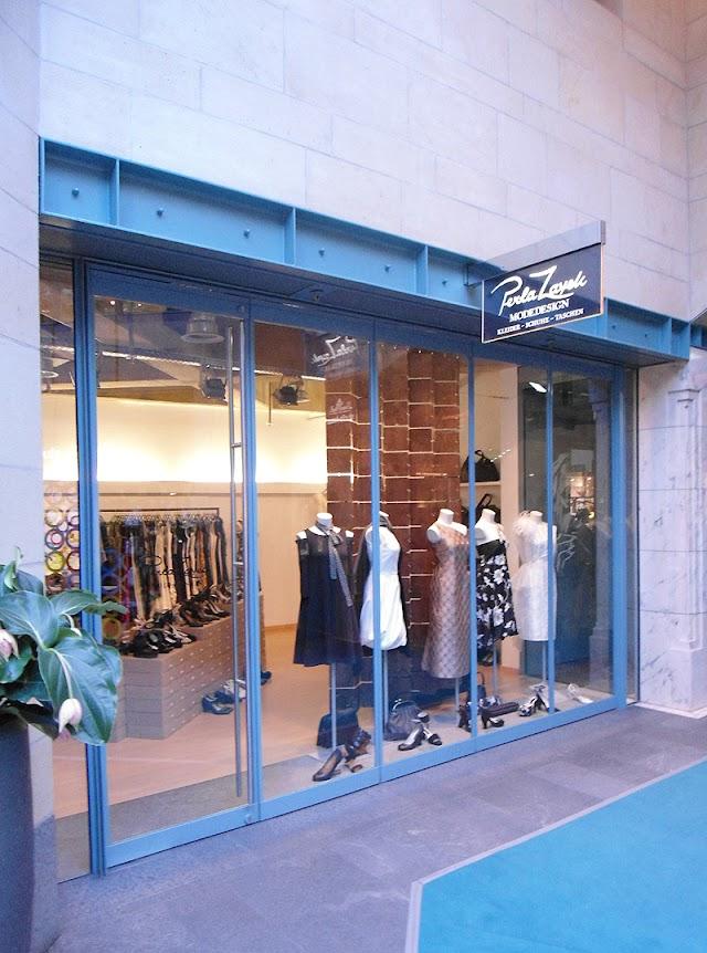 Perla Zayek Modedesign