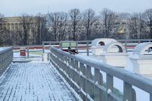 Peter and Paul Fortress (Petropavlovskaya Krepost), St. Petersburg, Russia