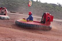 Hovercraft - Hovertrack Portugal, Mexilhoeira Grande, Portugal