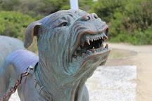 Dog Line, Eaglehawk Neck, Australia