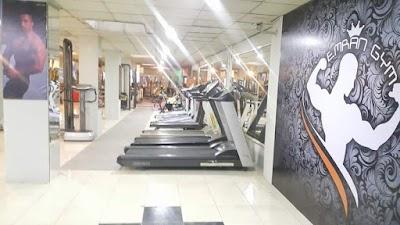 Emran Gym ورزشگاه عمران