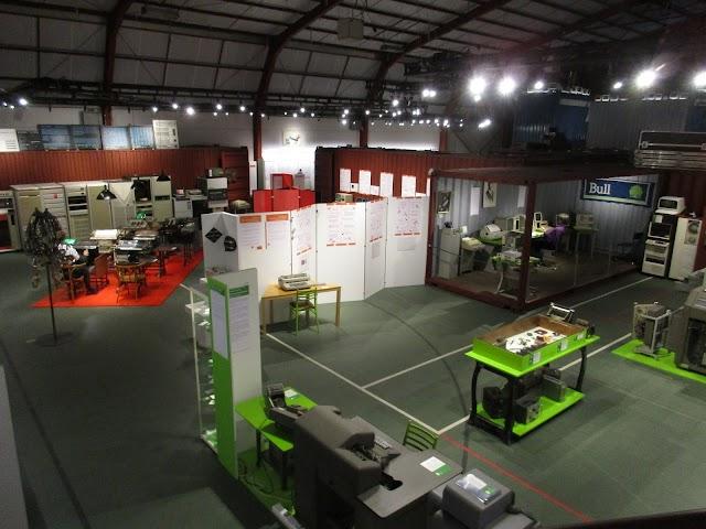NAM-IP computer museum