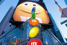 M&M'S World New York, New York City, United States