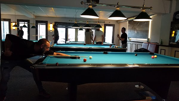 Purple Pool Haarlem.Pool Cafe Purple Pool Gedempte Oude Gracht 81 2011 Gn