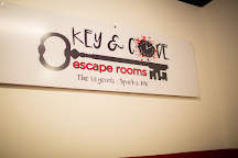Key and Code Escape Rooms, Sparks, United States