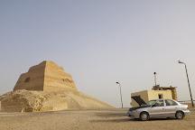 Meidum Pyramid, El Wasta, Egypt