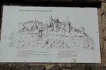 Ruine Farnsburg, Basel, Switzerland