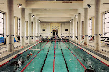 Stadio Del Nuoto - Polo Natatorio Foro Italico, Rome, Italy