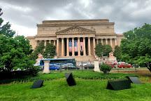 The National Archives Museum, Washington DC, United States